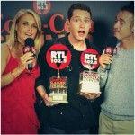 Cris Cab: Doppio premio al Coca Cola Summer Festival 2014