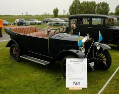 """Volvo ÖV 4 """"Jacob"""" – 1927"""