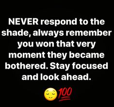 Always Remember You, Stay Focused, In This Moment