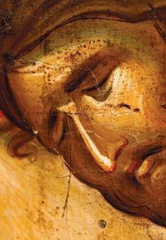 Great and Holy Week is approaching. With the arrival of Lazarus Saturday and the Feast of the Lord Jesus Christ's Entry into Jerusalem,. Byzantine Icons, Byzantine Art, Religious Icons, Religious Art, Icon Pinterest, Jesus Face, Orthodox Christianity, Holy Week, Catholic Art