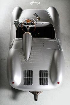 1955 Porsche 550A Spyder