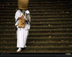 "lostsiddhartha:  Komusō (虚無僧): ""priest of nothingness"" / ""monk of emptiness"". Japan"