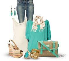 """""""Off the Shoulder"""" by chloe-813 on Polyvore"""