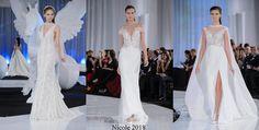 Fashion Show Nicole Spose. Vestidos de novia 2018