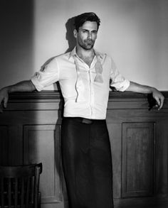 Jon Hamm. I know I already pinned him, but, come on! Look at the man!