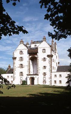 Craigston Castle, Aberdeenshire, Scotland