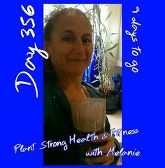 After workout shake, great way to kick start my day.  Day 356 of 365, 9 days to go! #superdensenutrition #GoldenScoop  #365er #happy #vitalbehaviors #plantstronghealthandfitnesswithmelanie