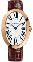 Cartier Baignoire Large Manual Rose Gold W8000002 Replica Watch On Sale