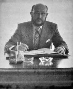 Ing. Manuel Viejo Zubicaray (1978-1981). FESC