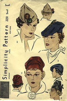 Simplicity, ~1936