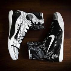"Nike Kobe 9 Elite ""BHM"" - SneakerNews.com........in my closet!"