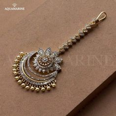 Maang Tikka, The Perfect Touch Of Elegance To Your Wedding Look!