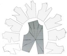 Oh Sew Fashion: Dart Manipulation   The Basics:
