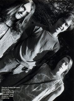NIRVANA, May 1988