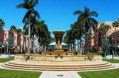Mizner Park Boca Raton,Fla.
