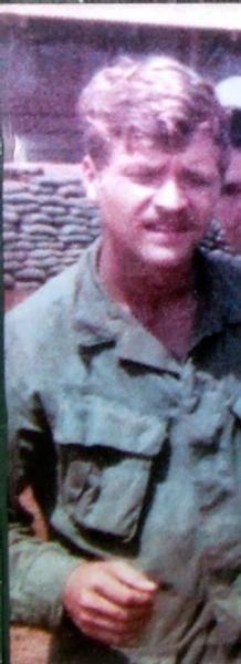 Virtual Vietnam Veterans Wall of Faces   MARK F DANIELS   ARMY