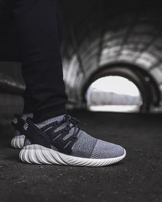 The Ronnie Fieg x adidas Consortium Tubular Doom releases in 5 minutes on KithNYC.com.