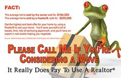 real estate farming postcard template