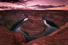 Hugo Hennequin - Horseshoe Bend, AZ, USA.