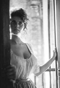 rrrick: Sophia Loren   Raiders of the Lost Tumblr