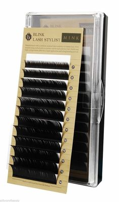 b313730d128 Blink Lash Stylist 100 authenthic PRO Mink Eyelashes, TOTAL SALE EU Seller  #Ad ,