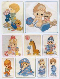 Gallery.ru / Фото #23 - Las Labores de Ana Baby 29 - anfisa1