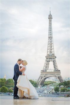 Wedding in Paris by Pierre Torset Photography