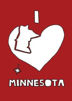 i <3 mn and i <3 minneapolis best of all