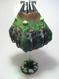 Necron Obelisk | Flickr - Photo Sharing!