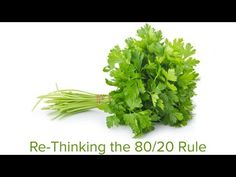 Re-thinking the 80/20 Rule: 5 low-effort healthy habits that can create a huge impact