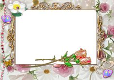 Klikk a(z) 29. képre! Flower Picture Frames, Frame Background, Butterfly Frame, Certificate Templates, Scrapbook, Wreaths, Flowers, Pictures, Empty