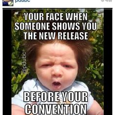 They now have the new releases on the JW Library app, but it first asks you whether you have gone to the convention or not. Quite convenient Jw Meme, Jw Jokes, Jehovah's Witnesses Humor, Jokes About Life, Jw Humor, Inspirational Words Of Wisdom, Christian Humor, Laugh At Yourself, Make You Smile