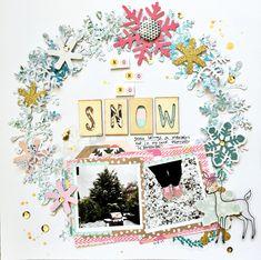 No Snow! - Scrapbook.com