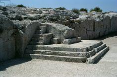 Pnyx, Athens, Greece (photo)