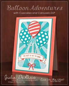 New Stampin Up Occasions 2017 Catalog Birthday Card Made