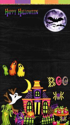 Halloween wallpaper iCandy