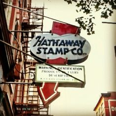Hathaway Stamp Co.