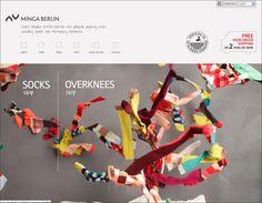 30 Professional Looking e-Commerce Web Designs