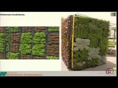▶ Tecnologías de Naturación: Jardines verticales y Techos verdes, 4 de octubre de 2011 - YouTube