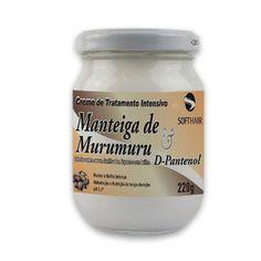 MANTEIGA DE MURUMURU E D-PANTENOL SOFTHAIR 220g - Meu Cabelo Natural