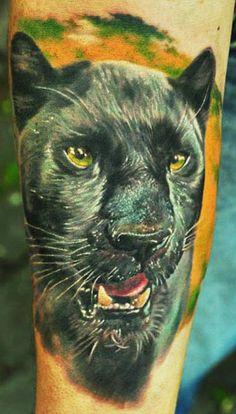 Animal Tattoo by Den Yakovlev   Tattoo No. 8385