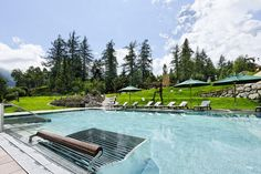 Luxury & Romance Spa Hotel in Austria Seefeld Tyrol - Tirol Top Hotels, Best Hotels, 5 Star Spa, Spa Hotel, Outdoor Pool, Outdoor Decor, Felder, Austria, Romance