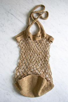 Crochet Market Tote Bag: FREE Pattern