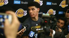 NBA Draft 2017: Lonzo Ball may talk to other lottery teams besides Lakers, report says - Sporting News