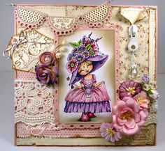 Scrapbook Stamp Society: Cathy Lee