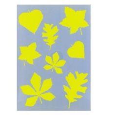 show offs assorted leaves stencil shop hobby lobby makeup stencils paint stencils