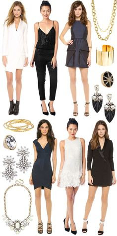 What to Wear: New Years. #nye2014