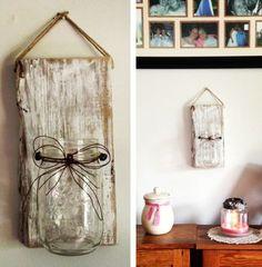 Mason Jar Craft Idea!