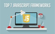 Top 7 Most Popular JavaScript Frameworks in 2017