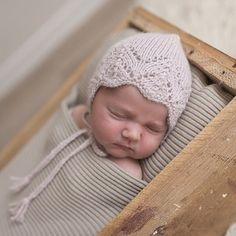 Prim bonnet  www.lulularoux.co.nz
